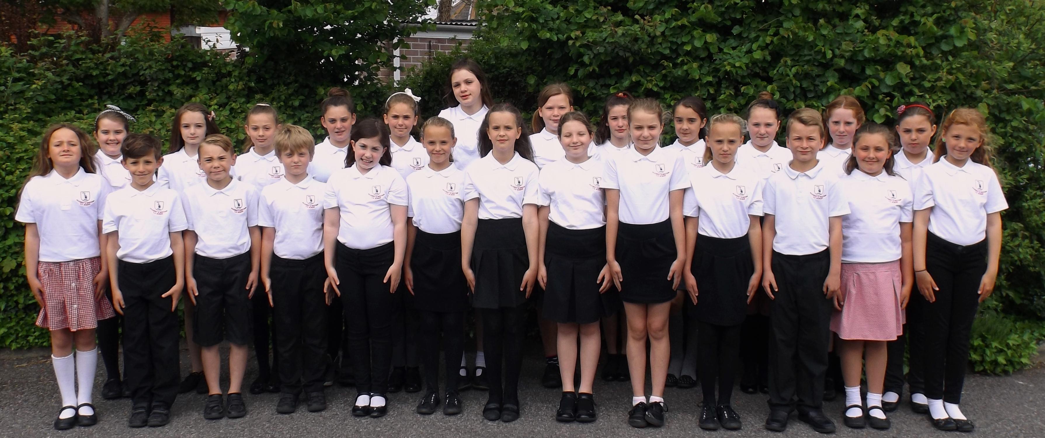 Pevensey & Westham School Choir