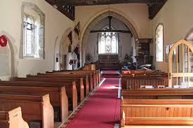 St Simon East Dean